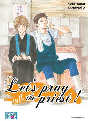 couverture, jaquette Critique Manga Let's pray with the priest