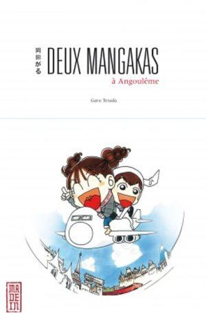 Deux Mangakas à Angoulême Manga