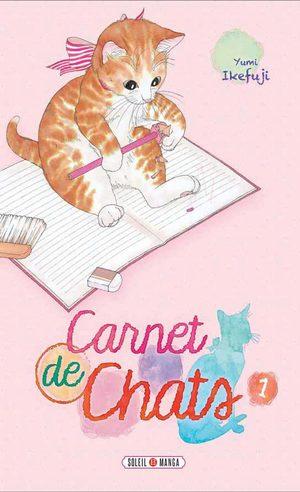 Carnet de chats