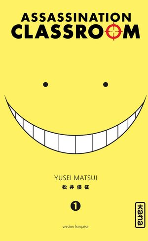 Assassination Classroom Manga
