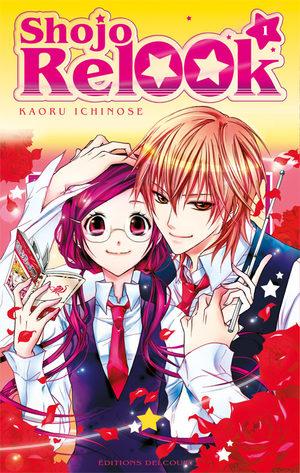 Shojo relook Manga