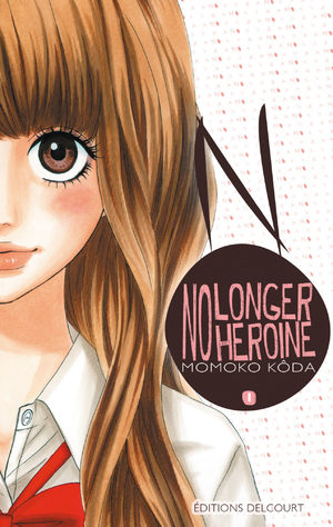 No Longer Heroine Manga