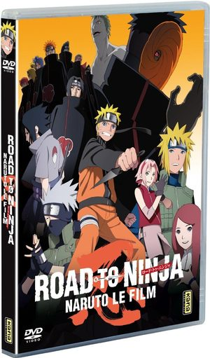 Naruto Shippûden Film 6 - Road to Ninja Film
