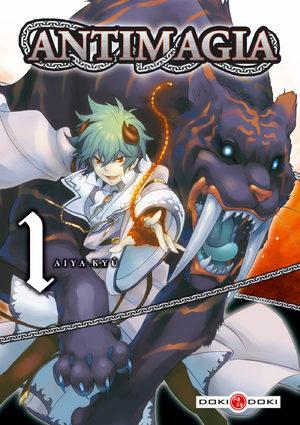 Antimagia Manga