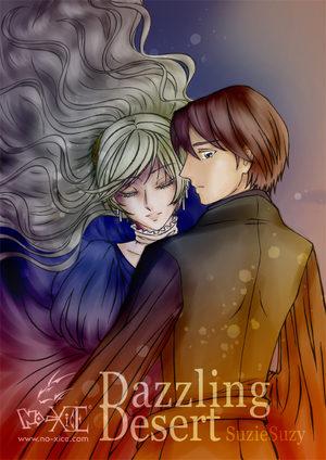 Dazzling Desert Global manga