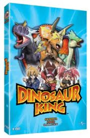 Dinosaur King Série TV animée