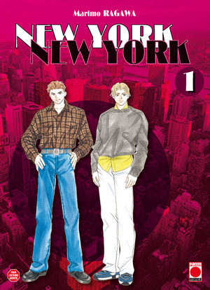 New York New York Manga