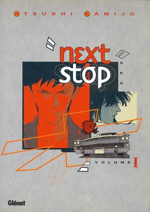 Next Stop Manga