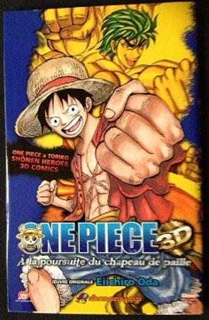 One Piece 3D / Toriko 3D Guide