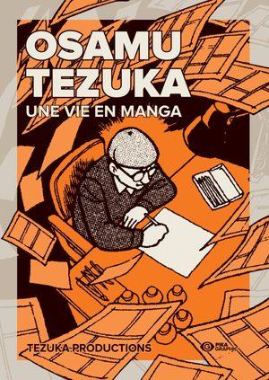Osamu Tezuka - Une vie en manga Ouvrage sur la BD
