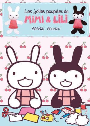 Les Jolies Poupées de Mimi et Lili Livre illustré