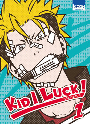 Kid I Luck Manga