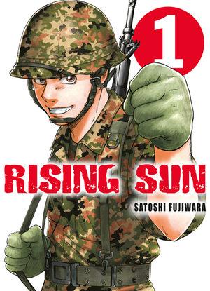 Rising sun Manga