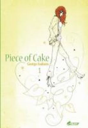 Piece of Cake Manga