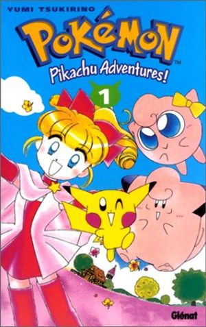 Pokemon : Pikachu Adventures !