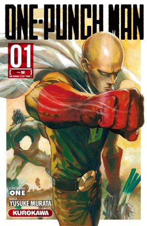 One-Punch Man Manga