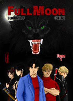 FullMoon Global manga