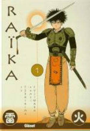 Raika Manga