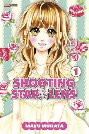 Shooting star lens Manga