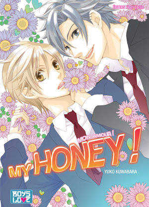 My Honey ! - Mon Amour Manga