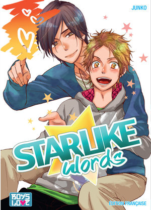 Starlike Words Manga