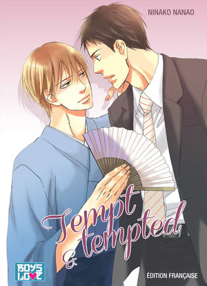 Tempt and tempted Manga