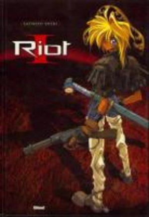 Riot Manga
