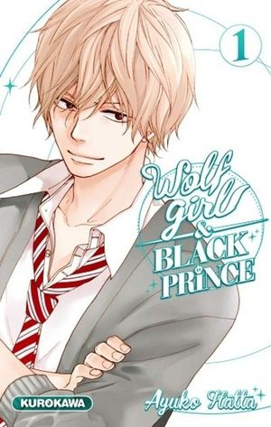 Wolf girl and black prince Manga