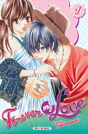 Forever my love Manga