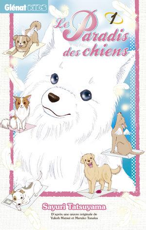 Le paradis des chiens Manga