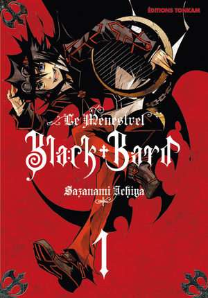 Black Bard Manga