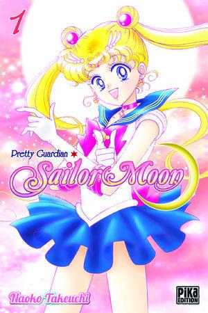 couverture, jaquette Pretty Guardian Sailor Moon 3 Eternal (Pika)