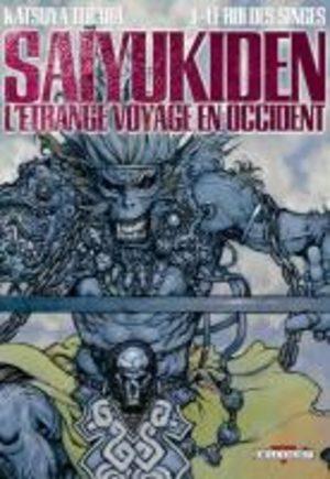 Saiyukiden, l'Etrange Voyage vers l'Occident