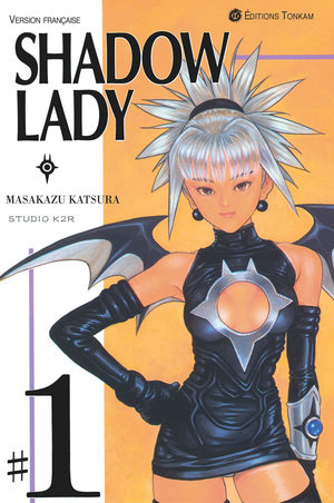 Shadow Lady Manga