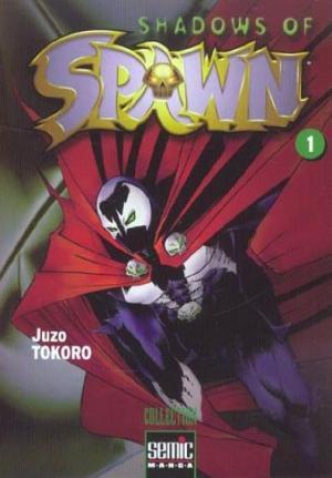 Shadows of Spawn Manga