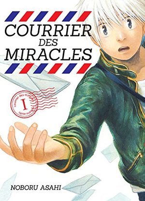 Courrier des miracles Manga