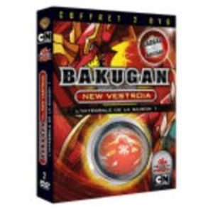 Bakugan Battle Brawlers : New Vestroia Série TV animée