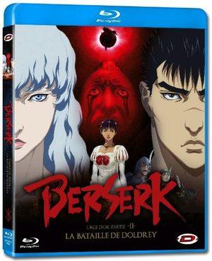 Berserk - L'Âge D'Or - Partie 2 : La Bataille De Doldrey Film