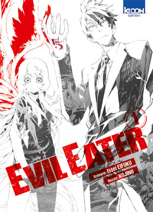 Evil Eater Manga