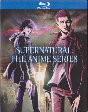 Supernatural The Animation Série TV animée