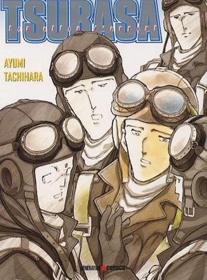Tsubasa Manga