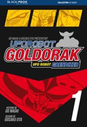 Goldorak (Nagai - Ota) Manga