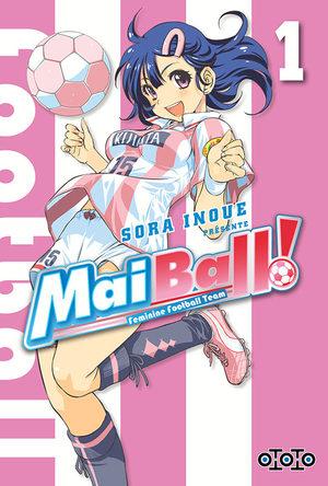 Mai Ball! Manga