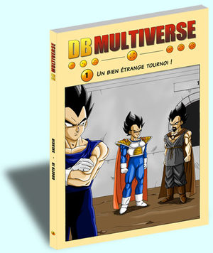 Dragon Ball Multiverse Global manga