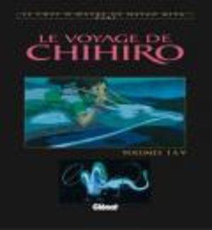 Le Voyage de Chihiro Anime comics