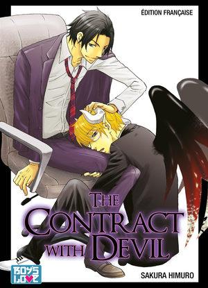 The Contract With Devil Manga