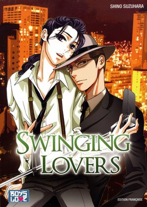 Swinging lovers Manga