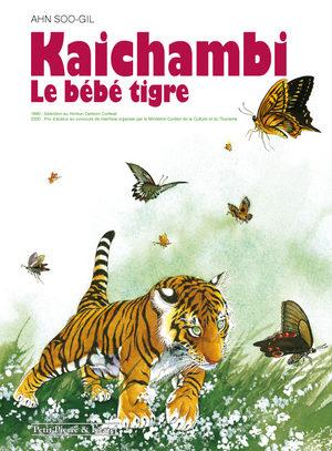 Kaichambi le bébé tigre Manhwa