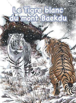 Le tigre blanc du mont Baekdu