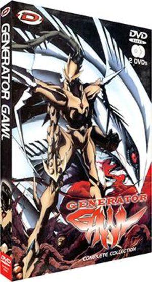 Generator Gawl Série TV animée